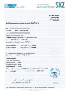DVS-Zertifikat 2020-05-19